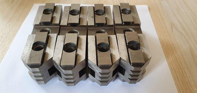 Szczęki tokarskie dolne podstawowe Bison 315