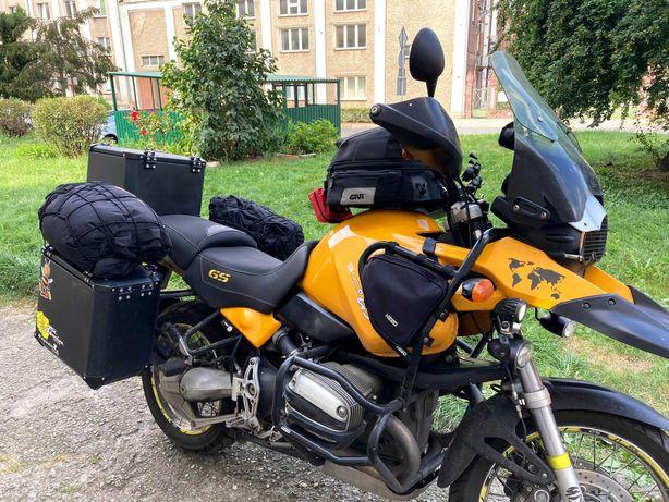 BMW R1150GS, 2001r., 94096km, fabrycznie bez ABS-u