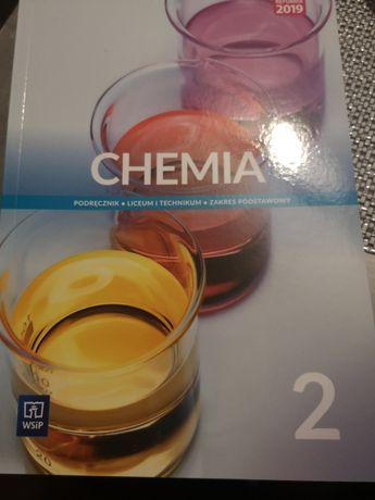 Chemia 2 liceum i technikum zakres podstawowy