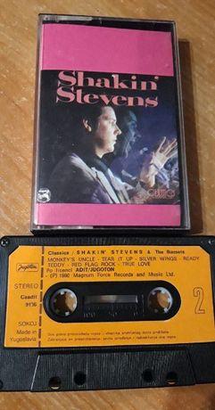 Shakin' Stevens – Classics, 1985 , UNIKAT - kaseta magnetofonowa