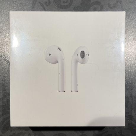 Airpods 2 apple słuchawki bezprzewodowe