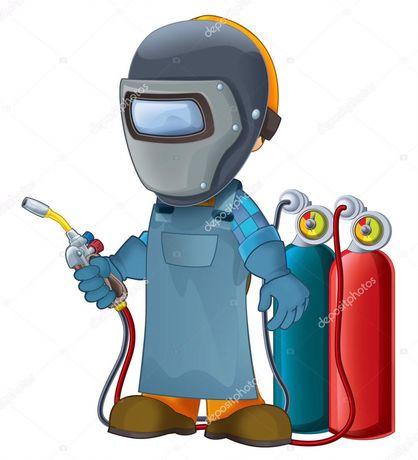 Сварочные роботы, малярка  , обработка кузова !