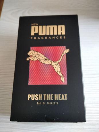 Perfuma męska Puma Push the heat 50ml.