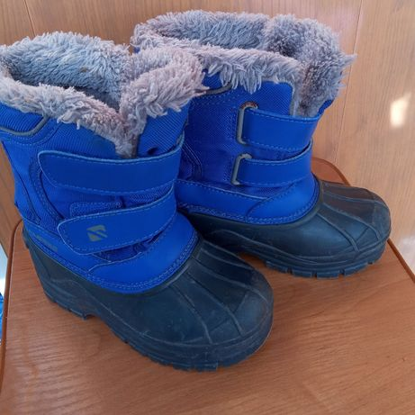Детские термо ботинки Campri, размер 25,5