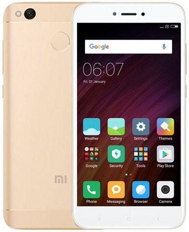 Xiaomi Redmi 4X 3/32GB Gold + Стекло, есть дополнител 4 чехл и 2 стекл