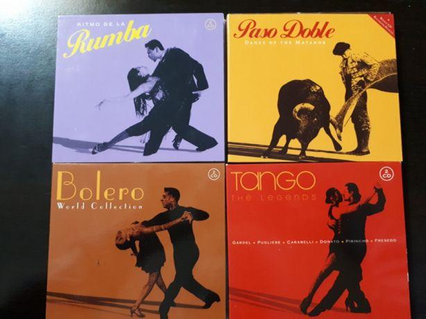 CDs de música