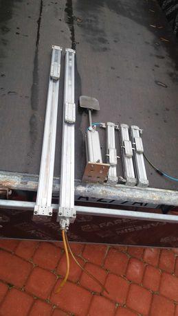 Prowadnica liniowa CNC pnlmatczna