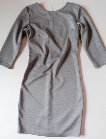 Melanżowa sukienka Reserved, rozmiar S,36,