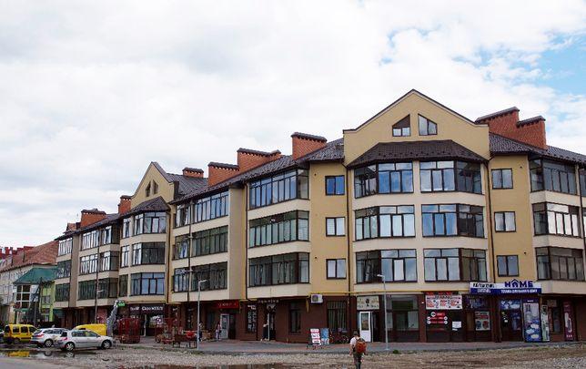 Готова 3 км квартира в Богродчанах, розтермінування до 2х років .