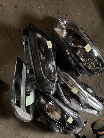 Lampa przód Mercedes,Volvo,Ford,Toyota,Opel,Peugeot,Renault. Tył Golf