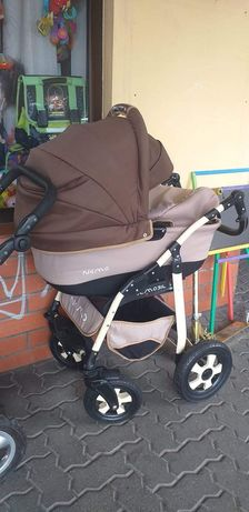 Wózek Polmobil-nemo 2w1