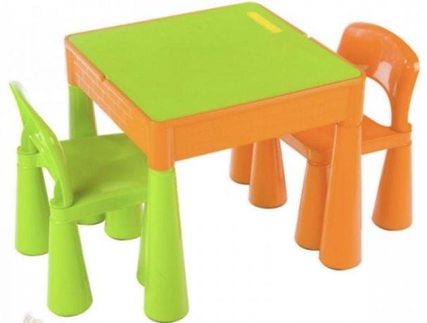 Детский стол плюс 2 стула Mamut
