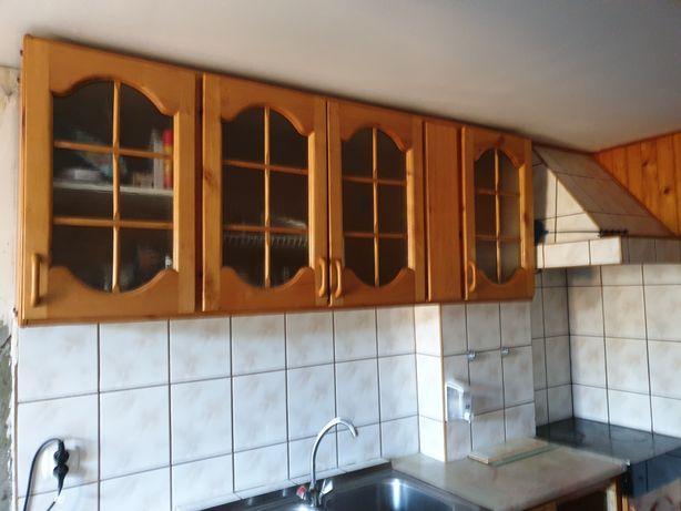 Fronty drzwiczki kuchenne.