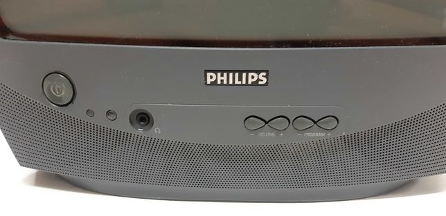 Televisão Pequena Philips
