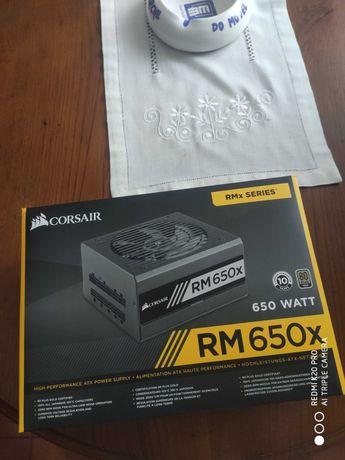 Corsair RM650x Fonte de Alimentaçao
