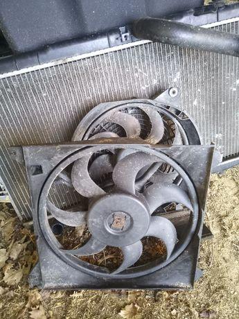 wentylator klimatyzacji hyundai santa fe 2,0 crdi