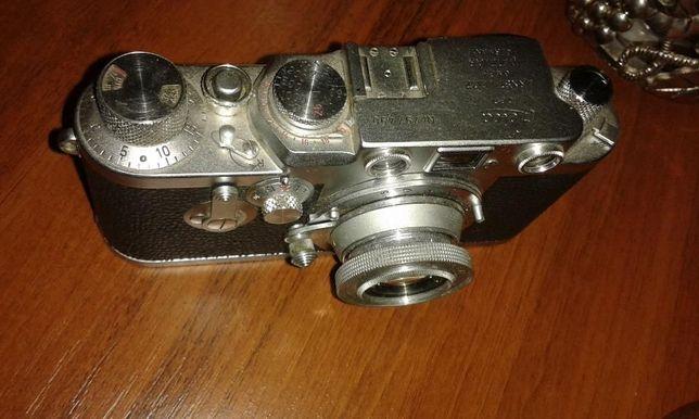stary aparat Leica