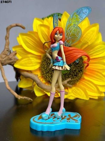 Колекційна лялька-Winx 3D