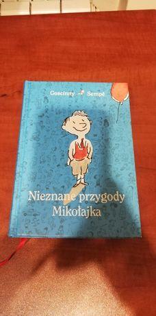 Mikołajek Przygody Mikołajka 3 części  Goscinny Sempe