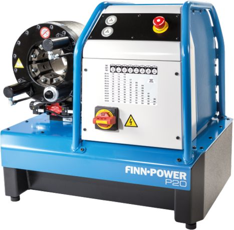 P20NMS Finn Power zakuwarka