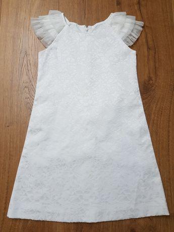 Sukienka Wójcik 128 na komunię