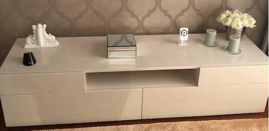 Consola para Televisão