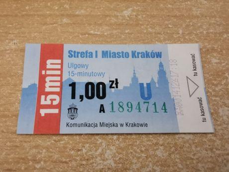 Bilety MPK Kraków
