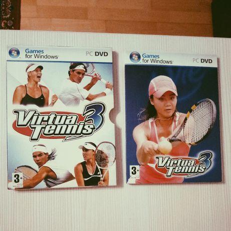"""Гра на ПК """"Virtua Tenis 3"""", Колекційне видання !!!"""