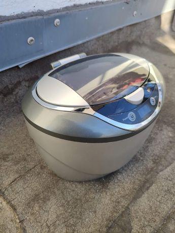 SILVERCREST Myjka ultradźwiękowa 50 W SUR 48 C4, 600 ml