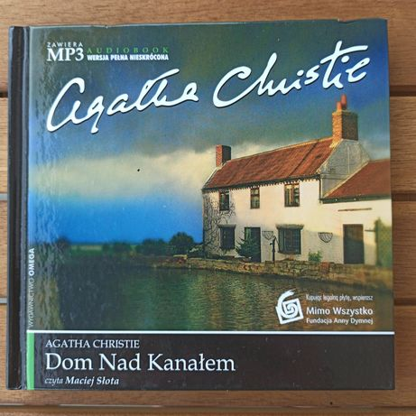 Dom nad kanałem - Agatha Christie. Audiobook MP3 na CD
