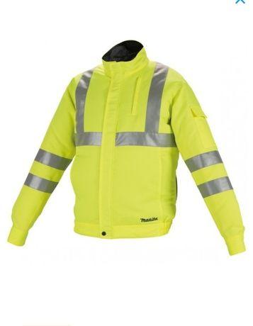 Куртка з вентиляцією Makita DFJ214ZXL акумуляторнаLXT/CXT, 10,8-18В