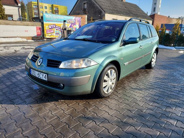 Sprzedam Renault Megane 2.0 benzyna