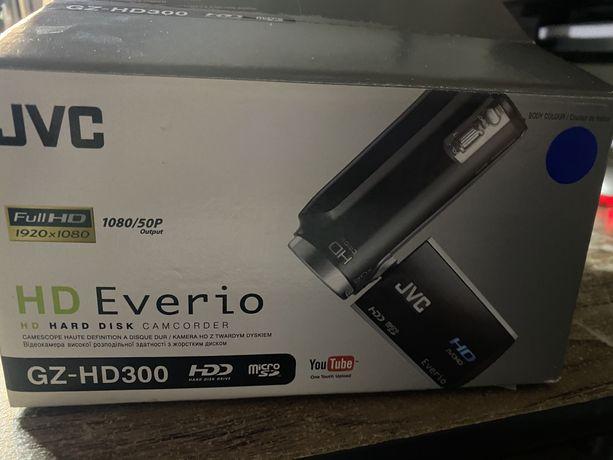 Kamera JVC Full HD Everio Gz-HD300