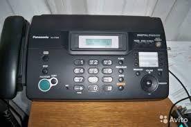 Продается факс-телефон