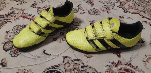 Сороконожки футзалки бутсы Adidas 38 р.