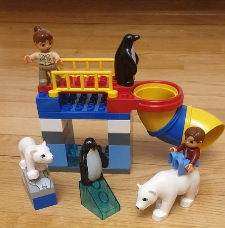 Lego Duplo Polarne Zoo
