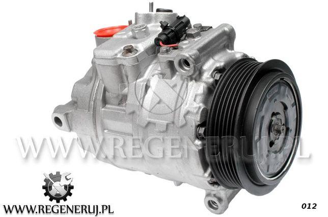 Sprężarka Kompresor Klimatyzacji Audi A8 4E 3.7 4.2 GWARANCJA Od ręki