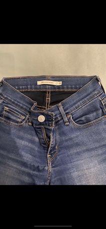 Calças / jeans levis muito usadas