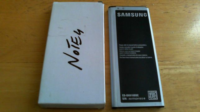 Baterias original Samsung galaxy notes 1/ 2/3/4 seladas novas