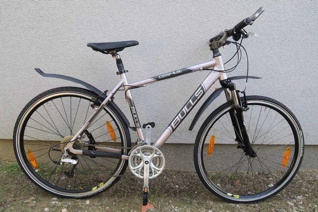 Uniwersalny rower crossowy Bulls Comp 4.8 Shimano XT