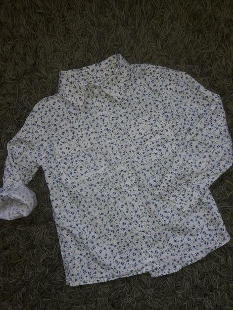 Рубашки модные для мальчика 3-6лет