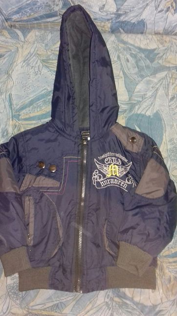 Куртка демисезонная идеальное состояние