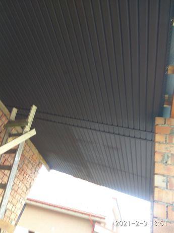 Ремонт даху , покрівельні роботи