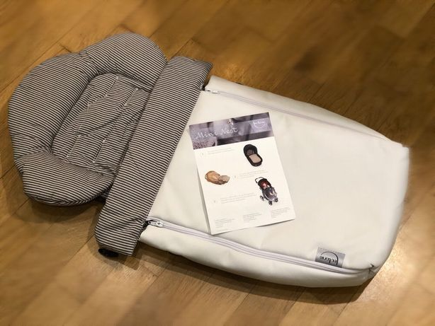 Спальний мішок мешок Mini Nest Teutonia. Тевтония НОВЫЙ