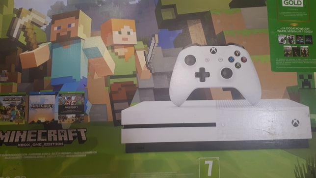 Xbox one  S konsola +pad/kontroler