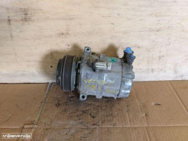 Compressor ar condicionado Opel Vectra C 1.8 Gasolina 2008 - 24411270