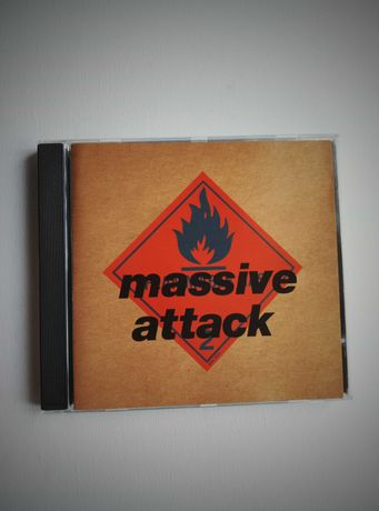 "Massive Attack ""Blue lines "" CD"