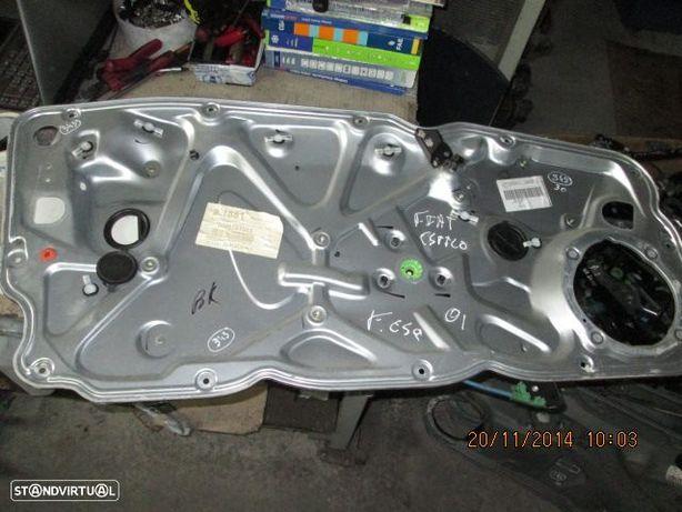 Elevador sem motor 555 FIAT STILO 46781563 FIAT / STILO / 2001 / 3P / FE /