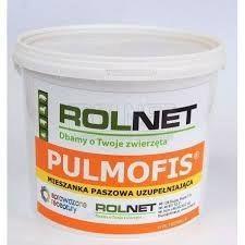 PULMOFIS 2kg mieszanka paszowa uzupełniająca Pulmofis 2kg na kaszel.