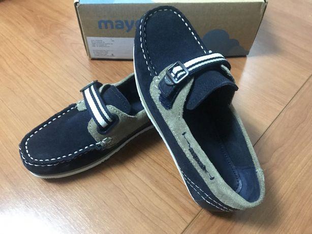 Sapatos em pele Mayoral